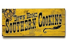 Southern Woman, Food to die for  / Where recipes are passed down thru generations...