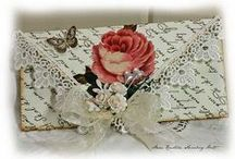 Scrapbooking/ cards/Paper ideas / by Marcie Goforth Wood