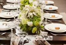 Tablescapes / by Marcie Goforth Wood