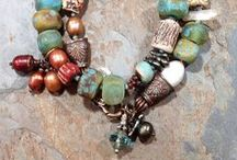 BRACELETS...handmade and beautiful / handmade bracelets, diy bracelets, diy jewelry