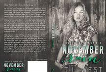 November Rain / A book i'm writing