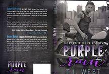 Purple Rain / Book 2  Rain Series