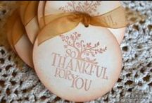 Thanksgiving ideas / by Marcie Goforth Wood