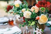 Centerpieces by Holly Viles Design