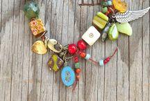 FAV ARTISAN: TONI MCCARTHY / http://www.beadsandthreads.com/, Toni McCarthy, Jewelry artisans, jewelry diy