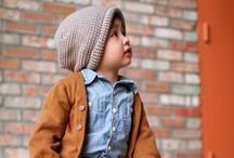 Kid's Fashion / I've always thought that one of the great things of being a mother is to be able to have  living dolls ... We have to take advantage of this while we can dress the just like we want