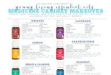 Essential Oils / Young Living Essential Oils Independent Distributor #1737356 / by Alicia Brux