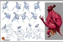 Concept Art: Character Design / by Haydn Dalton