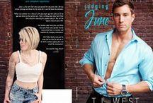 Judging June / Downtown Series book 1 1/2
