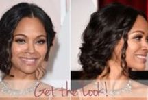 Get the Look! / We're giving you the inside tips and tricks for getting the best beauty looks from your favorite stars.  / by Latina Magazine