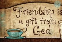Friends are a gift from God