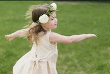 Flower Kids by Holly Viles Design
