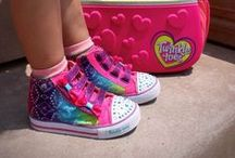 The Bells Are Ringing... / It's that time of the year again... new outfits, new school supplies & new SKECHERS shoes!