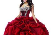 Quince Inspiration / Latina's guide to quince's from decor to fabulous dresses.
