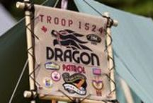Patrol Flags & Patches / Ideas and inspiration for Boy Scout Patrols