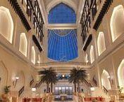 Bab Al Qasr Millennium Hotel, Abu Dhabi / Project of neolight global showcasing the lighting design for the Bab Al Qasr Millennium Hotel in Abu Dhabi http://www.neolightdesign.com/bab-al-qasr