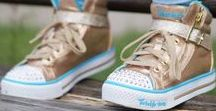Little Loves / Lights, bling and other fun stuff -- just for Skechers Kids!
