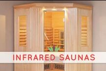 Sauna Seclusion / Receive health and wellness benefits while relaxing in one of our infrared saunas.