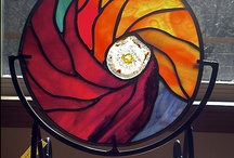 STAINED GLASS / by Sally Satterfield