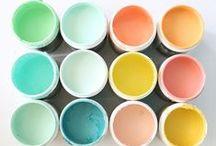 I love color.