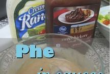 PKU / I have PKU or phenylketonuria. Here are some low-protein recipes, PKU blogs, and posts from my blog: meupku.wordpress.com