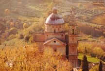 ✿⊱ Tuscany ✿⊱╮ / My beloved Tuscany. Pinning respectfully  / by Flan'Elle Et Prune