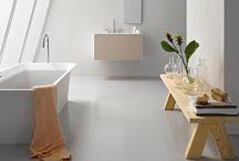 Salles de bain - Bathroom I ♡ / Des salles de bain sobres, design ou originales, et qui nous inspirent.