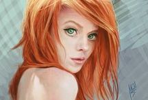 Mischief Highlights / Artwork created by renowned digital artists with Mischief drawing software.