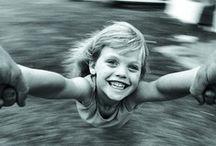 Happiness / Des images de bonheur et de joie - pour voir la vie du bon côté
