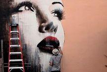 Art de rue et graffiti - Street art I ♡