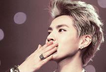 Kris <3 / I just love this derp face so much  사 랑 해 요 <3