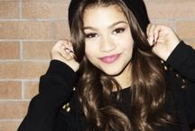 Zendaya the Slaya / Ugh, she's just so perfect. She is exactly the type of person I aspire to be; very humble and hardworking. Definitely the most talented star Disney has ever had. ZSWAGGER here :D