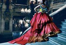 layer dresses / 1000 layer dresses