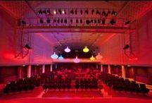 Congressen / Receptie, bedrijfsjubileum, klantendag, theatervoorstelling of personeelsfeest? Nieuwe Buitensociëteit Zwolle biedt een inspirerende locatie met diverse mogelijkheden voor uw feesten en evenementen. Of uw gezelschap nu uit 50 of 1250 personen bestaat, wij hebben een zaal en cateringarrangement dat bij uw evenement past.