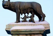 Rome,Lazio / Regions of Italy / by Costanza Carbone
