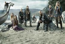 Vikings / Série télévisé sur un clan viking / by Steve Cloutier