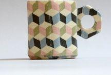 ceramic inspiration and technics