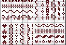 24_křížky_vzory
