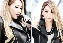 나쁜 기집에 CL♛ (2NE1) / The one and only baddest female. All time woman crush, CL