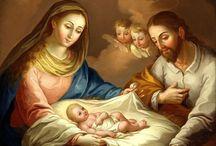 Nativity / The Birth of Jesus / by Costanza Carbone