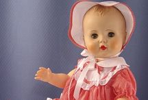 Dolls/Vintage / Vintage Dolls / by Costanza Carbone