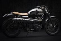 Projects motorcycles