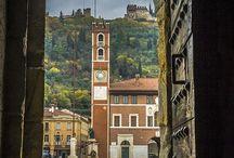 Veneto,Verona,Padova / Vicenza, / by Costanza Carbone