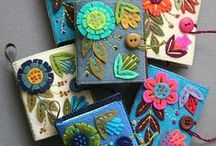 Käsityö -Askartelu / ( Handi)Crafts