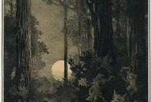 Aurinko ja kuu / The Sun and the Moon