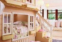 Deco niños-kids-enfants / Todo tipo de muebles ilustraciones objetos etc... para la decoración de los ambientes infantiles en el hogar.