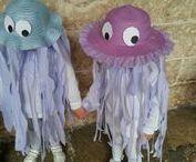 Disfraces-Costum-Déguisements /  Inspiraciones y Manualidades para disfraces DIY, principalmente para niños.