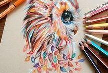 Owls, Búhos,Hiboux / We love Owls- Amamos los buhos-