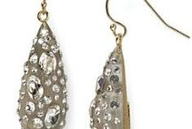 Earrings I love!! / These are earrings that I've found on Pinterest that I think are unique and special.
