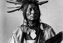 Amerikan intiaanit/Native Americans